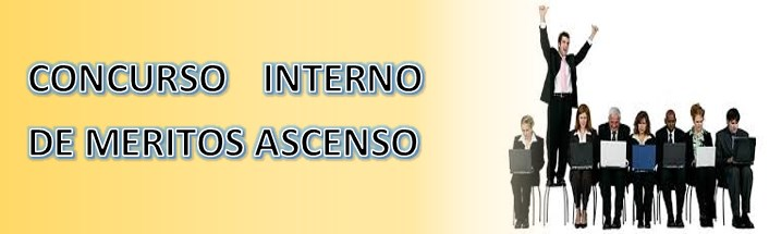 CONCURSO INTERNO DE MERITOS ASCENSO